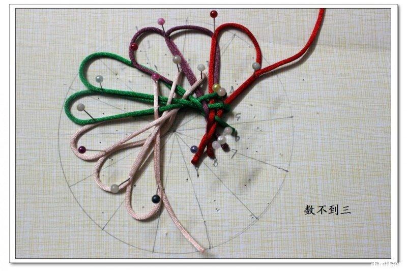 中国结论坛 一些星辰结的编结过程(更新到12耳星辰结进1包2进3包3进2包1编法) 灯笼绳结的编法,一步一步教你编中国结,中国结艺,富贵结的编法图解,用一根线编闺蜜手链 图文教程区 225553rpzpqaxvnzkzjjky