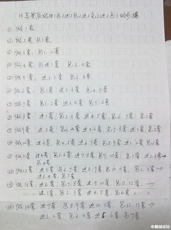 中国结论坛 《冰花小蝴蝶》《14耳星辰轴冰花组合》编结过程实物图 蝴蝶,星辰 冰花结(华瑶结)的教程与讨论区 231712chbv7q77f50z4j09