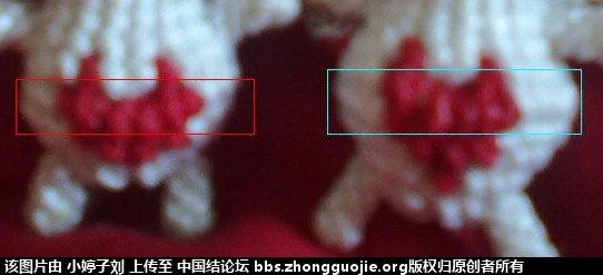 中国结论坛 斜卷结情侣小兔 小兔,情侣,大红色,小兔子 立体绳结教程与交流区 155428mwxg1lvg0c0m0ufu