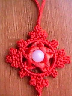 中国结论坛 用钥匙圈编的吉祥结挂饰 挂饰,吉祥,钥匙圈 作品展示 1629499hiimw4cecffsjt9