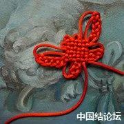 中国结论坛 清代的蝴蝶结 蝴蝶结 中国结文化 211814txcr7bl4ql0mwnbx