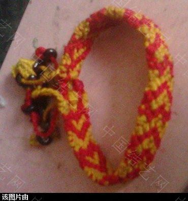 中国结论坛 给老婆做的手链 老婆,手链 作品展示 101405uwlhq2f6bm6hnzzm