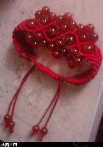 中国结论坛 给老婆做的手链 老婆,手链 作品展示 101406tgn19g21e339y2n1