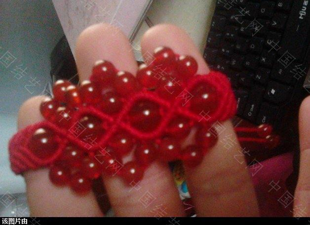 中国结论坛 给老婆做的手链 老婆,手链 作品展示 101407mkchvkco99bkeb51