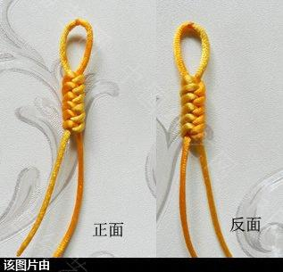 中国结论坛 学习中国绳结艺术分级达标-初级大纲  中国绳结艺术分级达标审核 123004py8cw817886rb1f8