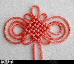 中国结论坛 学习中国绳结分级达标-中级大纲  中国绳结艺术分级达标审核 1430262y2b50bdj0o02zm0