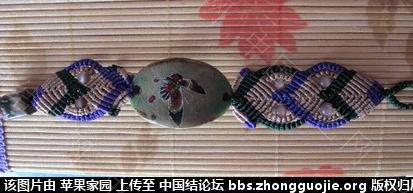 中国结论坛 【苹果家园的作品集】手链 项链 挂饰 挂饰,手链 作品展示 103007x778gm4g7f2mrrm5