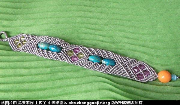 中国结论坛 【苹果家园的作品集】手链 项链 挂饰 挂饰,手链 作品展示 103119sjtsi11jc3dc3ztg