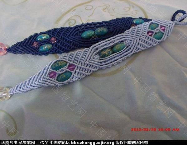 中国结论坛 【苹果家园的作品集】手链 项链 挂饰 挂饰,手链 作品展示 103128ggq6sn63s3er1mlj