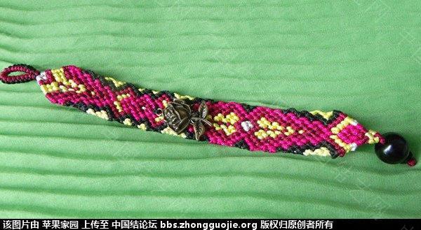 中国结论坛 【苹果家园的作品集】手链 项链 挂饰 挂饰,手链 作品展示 103143579p7lifo9999y5y