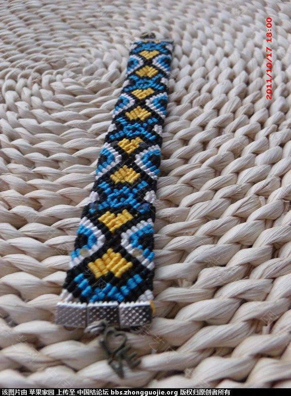 中国结论坛 【苹果家园的作品集】手链 项链 挂饰 挂饰,手链 作品展示 103220qq535tn6tsq33kix