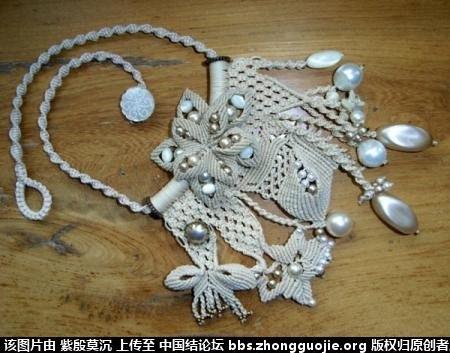 中国结论坛 国外编绳者的作品欣赏  作品展示 010728accth6u4w646506a