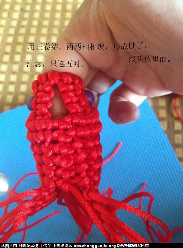 中国结论坛 吉庆有鱼  立体绳结教程与交流区 132854rz2vsw2v9vq18z66