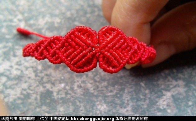 中国结论坛 我的心形手链合集(不断更新中)  作品展示 1522496vkskbob0okwsz6o
