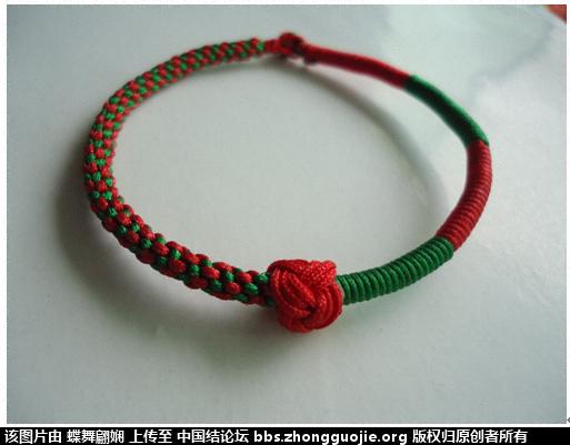 中国结论坛 两种十字吉祥结  作品展示 152856zuqkqru1k14u1iq1
