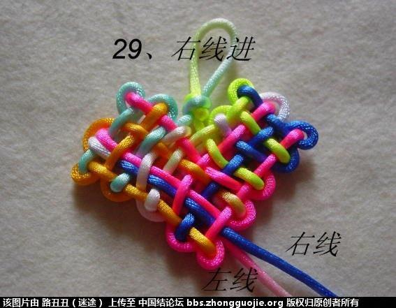 中国结论坛 倒磬结实物编结过程(主线)  丑丑徒手编结 184219xlx8o6b4amzoom8x