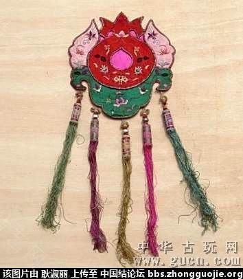 中国结论坛 清末到民国时期的带结绣品1 古玩,网站 中国结文化 202433hwkw9kuljjfmnwll