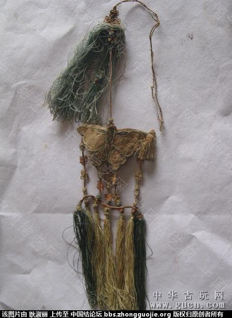 中国结论坛 清末到民国时期的带结绣品1 古玩,网站 中国结文化 202451fffddfmmb6tb4m6f