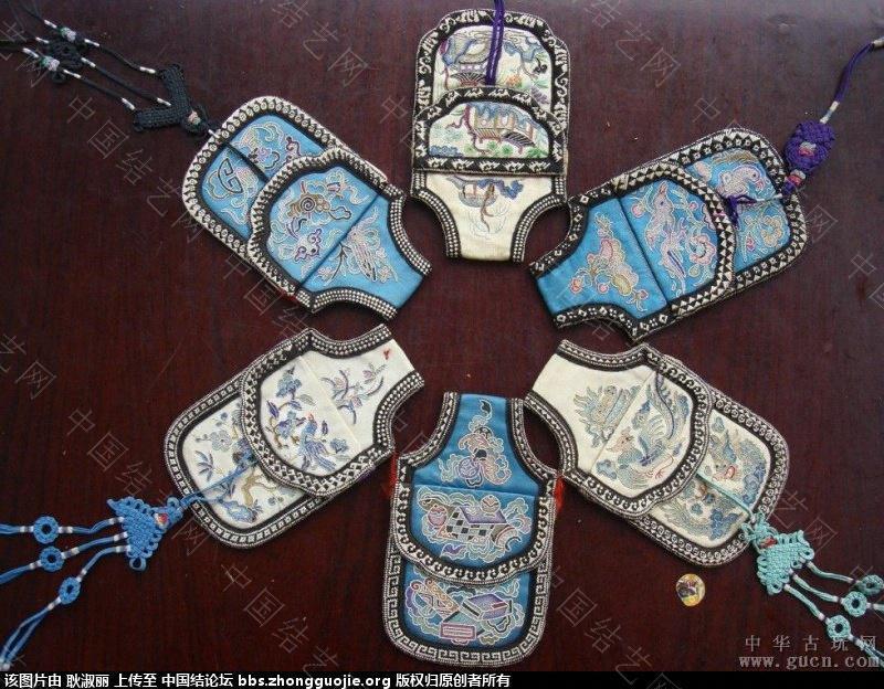 中国结论坛 清末到民国时期的带结绣品1 古玩,网站 中国结文化 202500s1jjkhz8cqqc1jsf