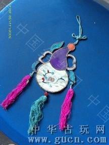 中国结论坛 清末到民国时期的带结绣品1 古玩,网站 中国结文化 202532ugg3yi2ergt3a3qb