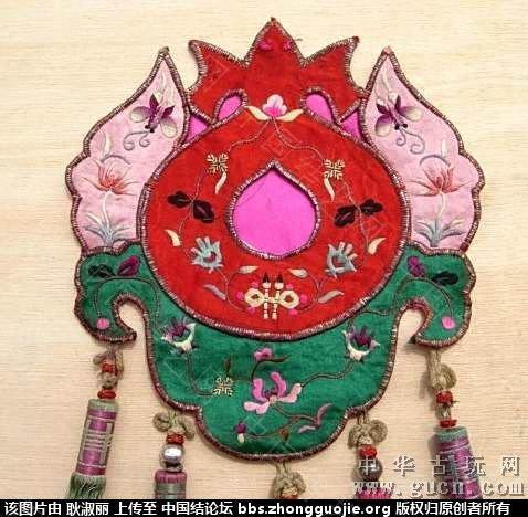 中国结论坛 清末到民国时期的带结绣品1 古玩,网站 中国结文化 202541wrss5qwzcz5nasop