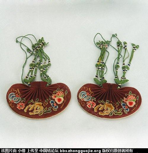 中国结论坛 精美珍品 荷包系列 二  中国结文化 185801quxx89343lqx8y3c