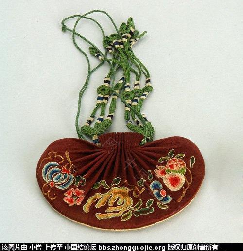 中国结论坛 精美珍品 荷包系列 二  中国结文化 185805blubi1fnf1efuzlp