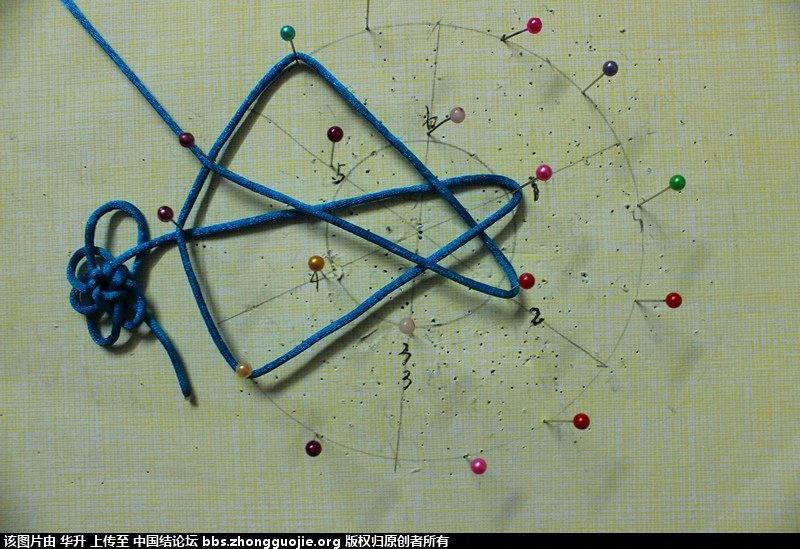 中国结论坛 叠翼六瓣锁结-入字面 用毛线可以做什么手工,一根绳子编法大全简单,叠锁的方法步骤视频,叠翼六瓣锁结 基本结-新手入门必看 200611crzlbcyirrzwzcwz