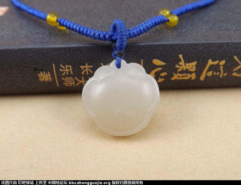 中国结论坛 如意宝宝锁项链 如意,宝宝,项链 作品展示 132418wjeou8wtwuukjbri