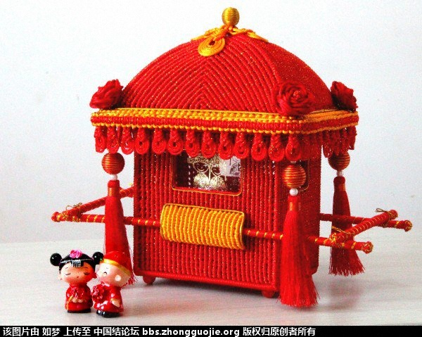 中国结论坛 新年豪礼~大花轿 花轿 立体绳结教程与交流区 091015ohze8h7c27gs4eoc