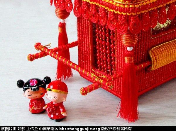 中国结论坛 新年豪礼~大花轿 花轿 立体绳结教程与交流区 0910173m8l1584gqqvn511