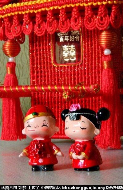 中国结论坛 新年豪礼~大花轿 花轿 立体绳结教程与交流区 091033x13e534vb03pz33u