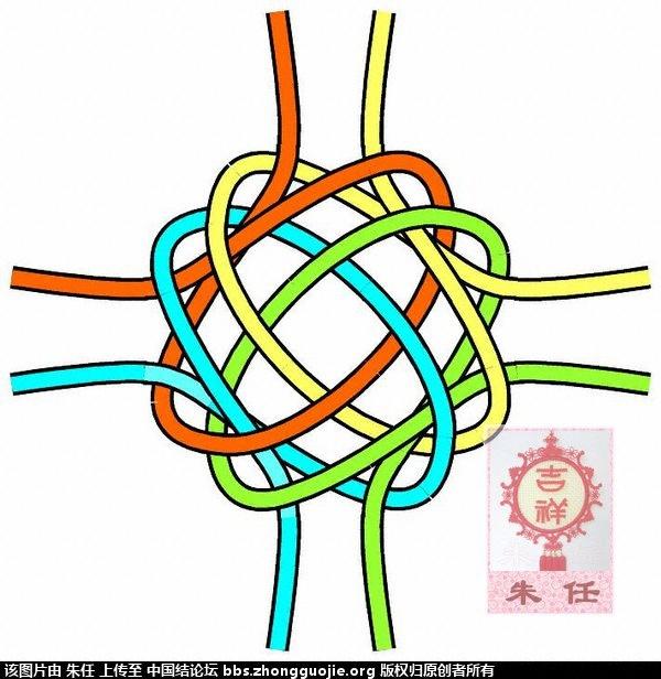 中国结论坛   冰花结(华瑶结)的教程与讨论区 220658sq39tbt35g5sv6qt