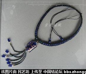 中国结论坛 最近編的幾條琉璃項鍊 宝格丽项链,卡地亚项链,项链款式,项链,宝格丽项链材质 作品展示 221529bdsvkxy7svwgbogn