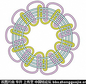 中国结论坛 圆形盘长(十个单位)  基本结-新手入门必看 115532qeyjqvoyyfuptjzf