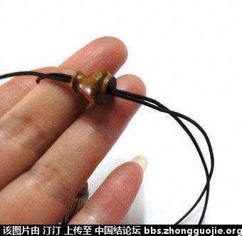 中国结论坛 如何巧穿手串佛头 手串的佛头三通怎么穿,有佛头的手串如何佩戴,怎样穿佛头三通,佛珠手串三通穿法视频,手串打结方法大全图解 图文教程区 164704chz10wu240cv1idd