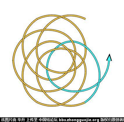 中国结论坛 七股六花ABABAB型分解图  基本结-新手入门必看 170800b9oyytcvtzt1sdes