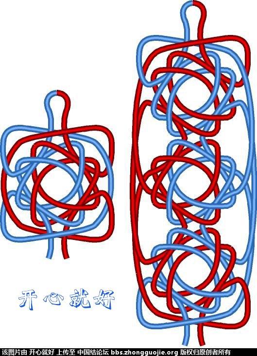 中国结论坛 【藻井结の基础延伸系列】  基本结-新手入门必看 170618zw5d00f02k3w22nl