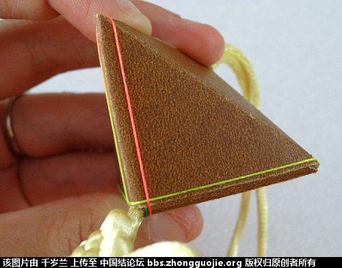 中国结论坛 端午彩色粽子简单教程  图文教程区 183623373v5vvg10ovvp13