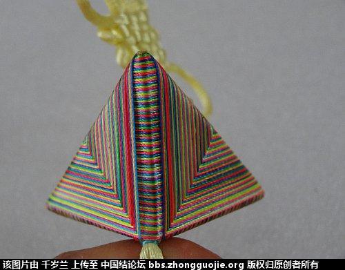 中国结论坛 端午彩色粽子简单教程  图文教程区 1837036a56x4i66h0qf6ls