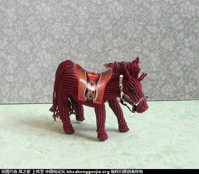 中国结论坛 【Toy Kingdom】教程篇  立体绳结教程与交流区 162918sv6p6w1bi6nizi44