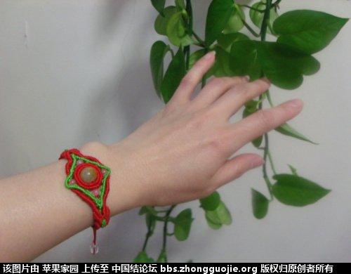 中国结论坛 苹果家园作品集二《手链  项链》 作品集,苹果,项链 作品展示 115246356s4imb3uubrmu3