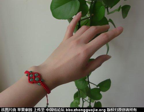 中国结论坛 苹果家园作品集二《手链  项链》 作品集,苹果,项链 作品展示 115248ucmn5kkussoi5im5