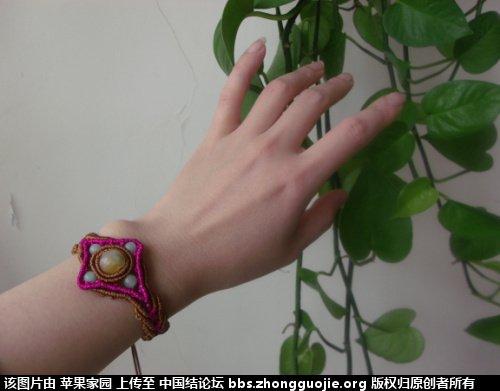 中国结论坛 苹果家园作品集二《手链  项链》 作品集,苹果,项链 作品展示 115248z09svqh3tih0vuyh