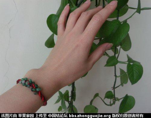 中国结论坛 苹果家园作品集二《手链  项链》 作品集,苹果,项链 作品展示 1152495lqf5du11zy7mp7z