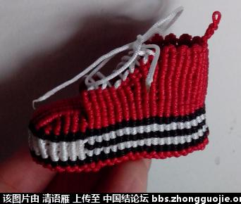 中国结论坛 迷上运动鞋 运动鞋 立体绳结教程与交流区 200736t47th4uob4b6h1tc