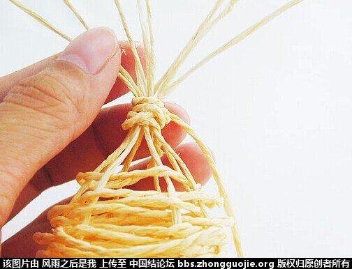 中国结论坛 巧编小彩鱼  立体绳结教程与交流区 173930wzlsgw3dwwdr999d