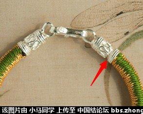 中国结论坛 求这个扣子的固定方法  结艺互助区 103242vwnnbzw9ed6q2njm