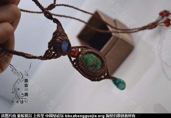 中国结论坛 异域风情项链 项链 作品展示 205426pcxizqarrnnzxmqa