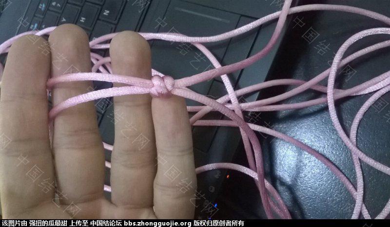 中国结论坛 华升的结——徒手制作过程 华升,制作 图文教程区 005826ql20qq7kje22wqkw